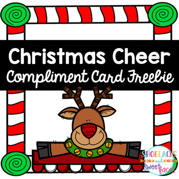 Christmas Compliment Cards