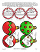 Christmas Compliments: Ornaments to Open on Xmas and Spread Non-Material Cheer