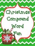 Christmas Compound Word Fun