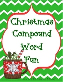 Christmas Compound Word Fun