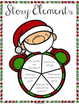 Christmas Comprehension