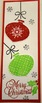 Christmas Comprehension Bookmarks (Sold in class set of 24)