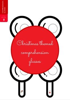 Christmas Comprehension Resource