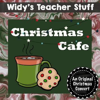Christmas Concert Growing Mega Bundle - Christmas Play Scripts, Holiday Musical