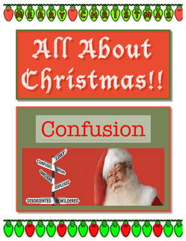 Christmas Confusion // ALL ABOUT CHRISTMAS