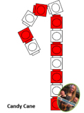 Christmas Snap Cube Pattern Mats
