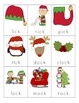 Christmas Consonant Digraph Cards