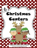 Christmas Centers: Math and Literacy Activities