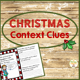 Christmas Context Clues