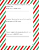 Christmas Context Clues Freebie!