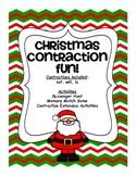 Christmas Contraction Fun