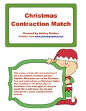 Christmas Contraction Match