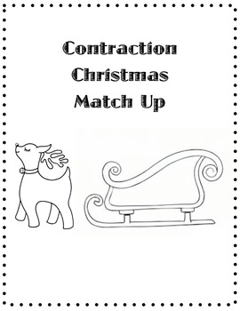Christmas Contraction Match Up
