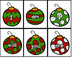 Christmas Contractions Center Game