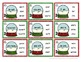 Christmas Contractions Task Cards - 27 multiple choicecards for ELA stations