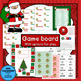 Christmas Contractions Worksheets and Games