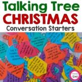 Christmas Conversation Starters Ornaments- Talking Tree Di