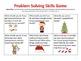 Christmas Conversation & Problem Solving Skills Packet