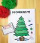 WH Questions and Conversation Prompts: Christmas, Speech therapy