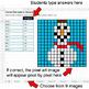 Christmas - Convert Percents to Decimals - Google Sheets Pixel Art
