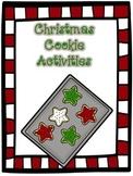 Christmas Cookie Activities