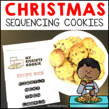 Christmas Cookie Baking Activity - Cooking Real Biscuits in the Classroom