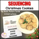 Christmas Cookies Sequencing Activities
