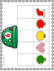 Christmas  Cookie Centers ~ PK/K Math and Literacy