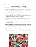 Christmas Cookie Counting