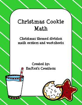 Christmas Cookie Division