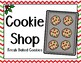 Christmas Cookie Dramatic Play Shop