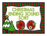 Christmas Cookie Ending Sound Sort