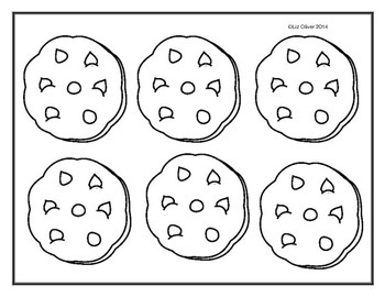 Christmas Cookie Fractions!