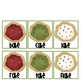 Christmas Cookie Long Vowel Word Families