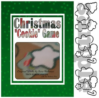 FREEBIE: Christmas Cookie Match Up Game