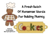 Christmas Cookie Nonsense Words