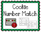 Christmas Cookie Number Match (0-10)