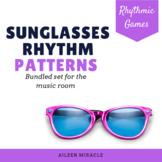 Sunglasses Rhythm Patterns {Bundled Set}