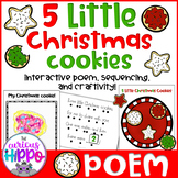 Christmas Cookie Poem Sequence and Patterns
