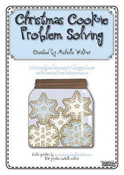 Christmas Cookie Problem Solving