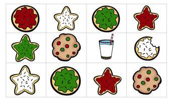 Christmas Cookie Reward System VIP Kids GoGo Kids Q Kids ESL Teacher props FAS