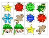 Christmas Cookie Snatcher 3 Addend Addition Game