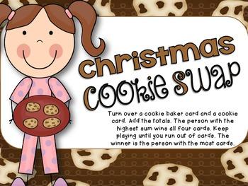 Christmas Cookie Swap Add Ten