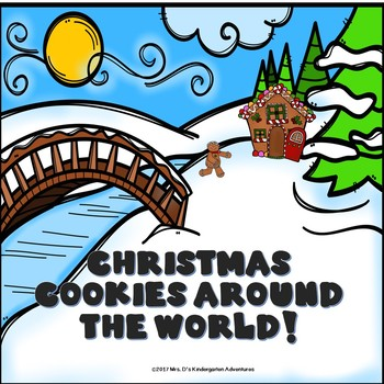 Christmas Cookies From Around The World With Pictures.Christmas Cookies Around The World