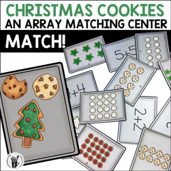 Christmas Cookies Array Center