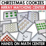 Array Center: Christmas Cookie Arrays