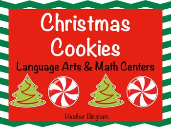 Christmas Cookies Centers