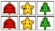 Subtraction Game - Kaboom Cookies for Santa