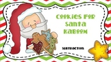 Subtraction Game - Kaboom Cookies for Santa