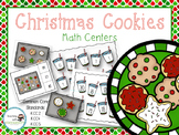 Christmas Cookies Math Centers